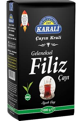 Karali Geleneksel Filiz Siyah Çay 1 Kg