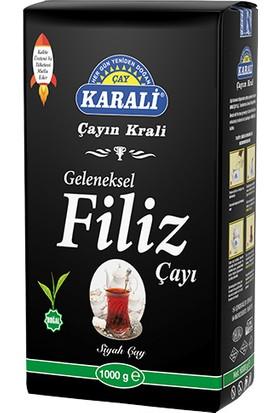 Karali Geleneksel Filiz Dökme Çay 1 kg