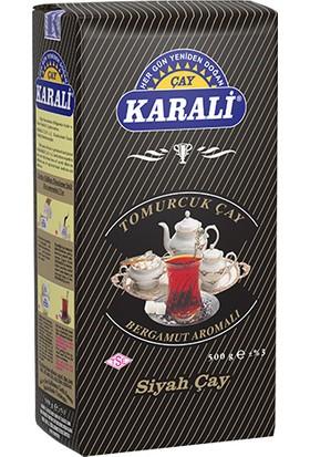 Karali Tomurcuk (Earl Grey) Siyah Çay 500 Gr