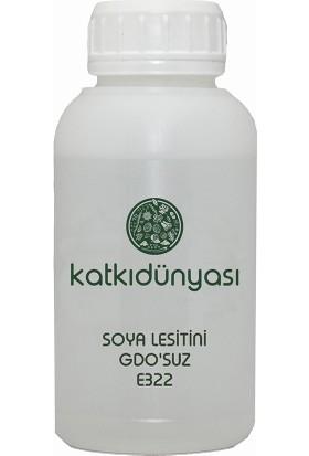 Katkı Dünyası Soya Lesitini (GDO'suz) E322 100 gr