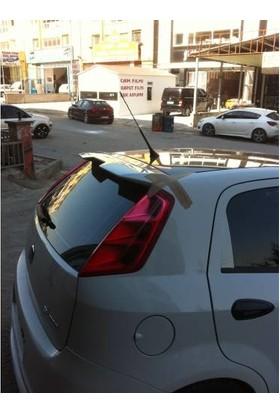Fiat Punto Evo Spoiler