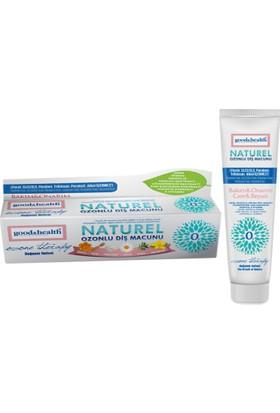 Good & Health Naturel Ozonlu Diş Macunu