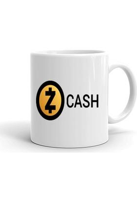 Ertesi Gün KapındaBitcoin Z Cash Kupa Bardak