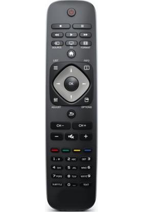 Tayfun Phılıps 32Pfl3118K/12 Uyumlu Led Televizyon Kumandası