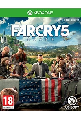 Far Cry 5 Xbox One Oyun