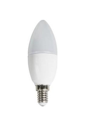 5 Adet Cata 7W Ledli Buji Ampul E14 Duylu Ct-4079 - Beyaz Işık