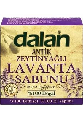 Dalan Antik Zeytin Yağlı Lavanta Sabunu El Yapımı 3'lü 450 gr