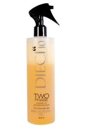 Dieci 10 Sıvı Saç Kremi Macademıa Oil Two Phase Normal Saçlar İçin 400 ml