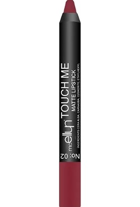 Mcellyn Touch Me Matte Lipstick 02