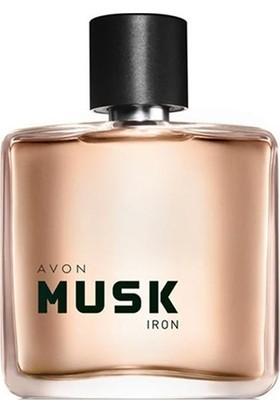 Musk Iron Edt Erkek Parfümü