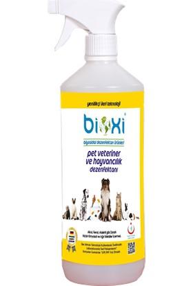 Bioxi Pet Dezenfektanı Konsantre 1 lt