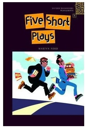 Oxford Bookworms Playscripts Five Short Plays