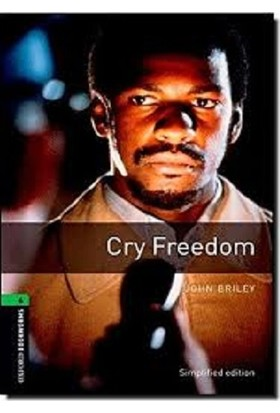 Cry Freedom Level 6 Oxford