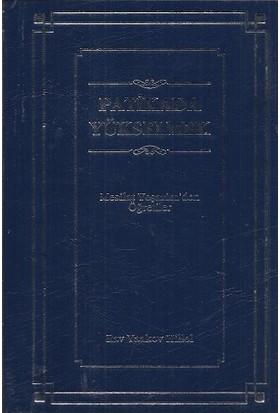 Patikada Yükselmek Mesillat Yesharim'den Öğretiler Rav Yaakov