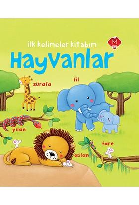İlk Kelimeler Kitabım Hayvanlar - Rosalinde Bonnet