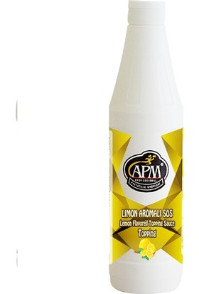 Apm Limon Topping Sos 1 kg