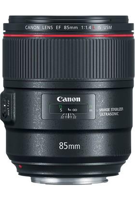 Canon EF 85mm f/1.4L IS USM Lens(Canon Eurasia Garantili)