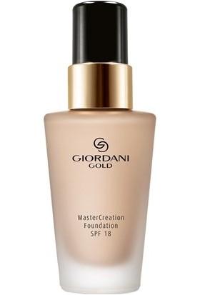 Giordani Gold Mastercreation Fondöten Spf 18-Light Sand Warm - 35237