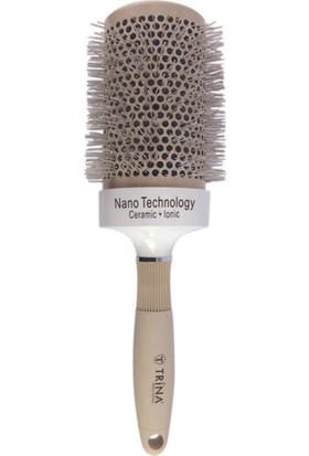 Trina Londra Yuvarlak Termal Saç Fırçası 6