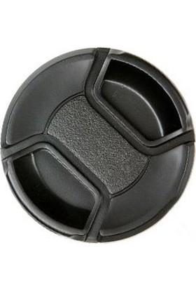 Snap On Lens Kapağı 43Mm , Objektif Kapağı Bağcıklı