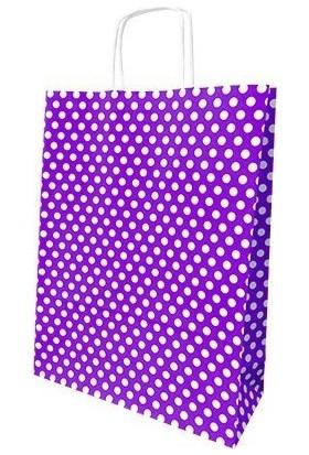 Roll-Up Karton Çanta 18X24 25'Li