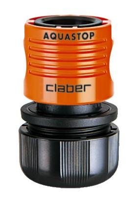 """Claber 8605 Otomatik Aquastoplu Bağlantı 3/4"""""""