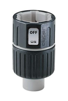 Claber 9350 1Inc Bağlantı Açma Kapama Anahtarlı