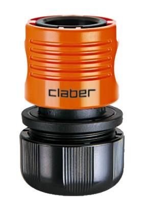 """Claber 8609 Otomatik Musluk Bağlantı 3/4"""""""