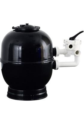 Vıenna Model Siyah Lamine Polyester Filtre. D.500 Mm- A Grup Aş