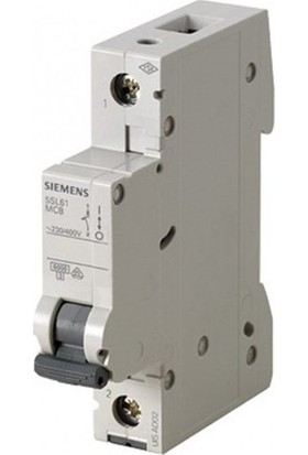 Siemens 5Sl6116-7Ya C1X16 W-Otomat / Sayaç