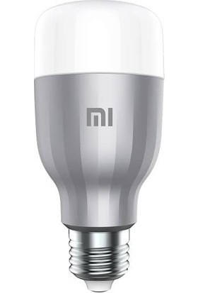 Xiaomi Yeelight Smart Home Led Akıllı Ampul - 10W - 800 Lümen - WiFi - 220 240V - E27