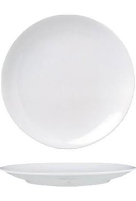 Güral Porselen Otel Serisi 12 Adet 23 Cm Düz Tabak