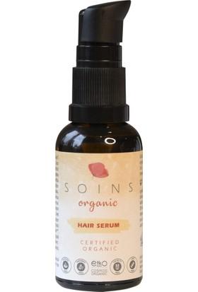 Soins Organic Saç Bakım Serumu 30 ml