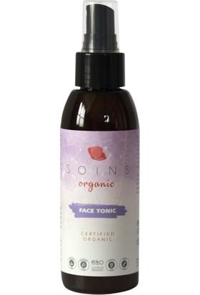 Soins Organic Yüz Toniği 125 ml