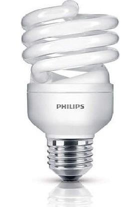 Philips Tasarruflu Spiral Ampul 23W Beyaz (6'Adet)