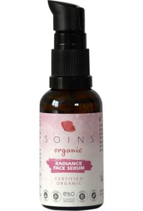 Soins Organic Radiance Yüz Bakım Serumu 30 ml