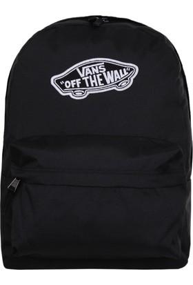 2a0a722cd6c33 Vans Vn0A3Uı6Blk1 Realm Backpack Kadın Sırt Çantası Siyah ...