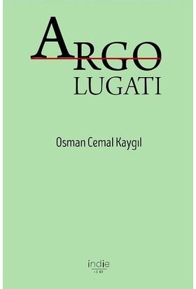 Argo Lugatı - Osman Cemal Kaygılı