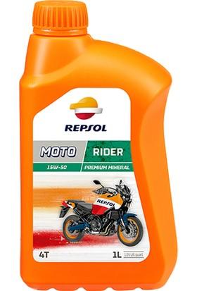 Repsol Moto Rıder 4T 15W50 1 Litre