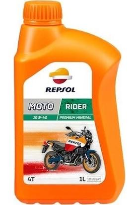 Repsol Moto Rider 4T 10W40 1 Litre Motosiklet Motor Yağı (Üretim Yılı: 2018)