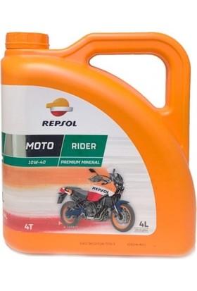 Repsol 10W - 40 4 Litre Motosiklet Motor Yağı