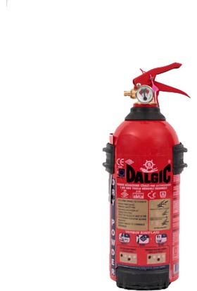 Dalgıç 1 Kg Kkt Yangın Söndürücü Ve Sertifikası