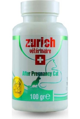 Zurich After Pregnancy Kedi 100gr
