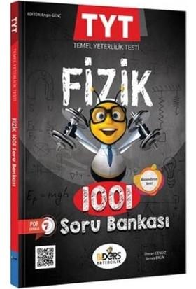 Biders Tyt Fizik 1001 Soru Bankası Karekod Çözümlü-Yeni - Ümran Cengiz