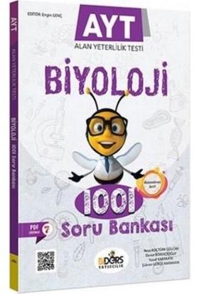 Biders Ayt Biyoloji 1001 Soru Bankası Karekod Çözümlü-Yeni