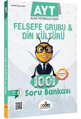 Biders Ayt Felsefe Grubu Ve Din Kültürü 1001 Soru Bankası-Yeni