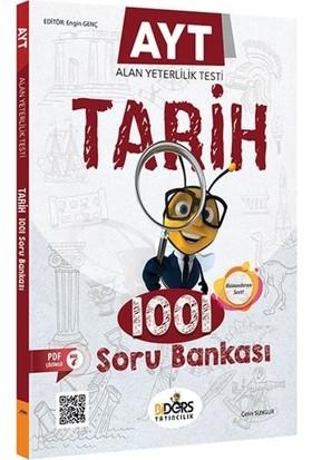 Biders Ayt Tarih 1001 Soru Bankası-Yeni