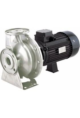 Leo Xzs80-65-125/30 Komple Paslanmaz Monoblok Santrifüj Pompa 72 M³/H 22.5 Mss
