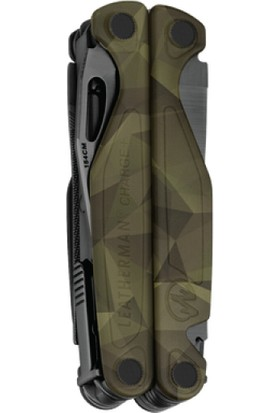 Leatherman Charge Plus Forest Camo Multitool Çok amaçlı Pense