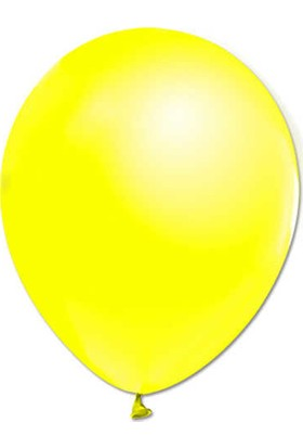 Nurlar Metalik Balon 100 Adet